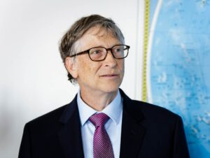 Bill Gates as Philanthropist
