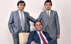 Anil Ambani Net Worth - With Dhirubhai & Mukesh Ambani
