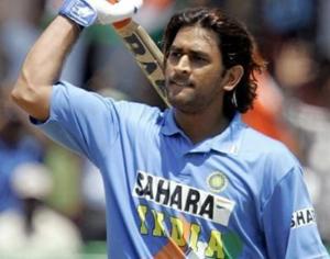 Dhoni's team won World Cup