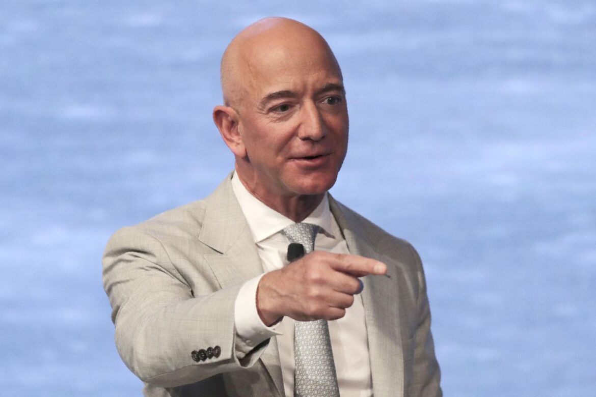 Jeff Bezos Net Worth in Indian Rupees (2021): A Glance at the Richest Man in Modern History