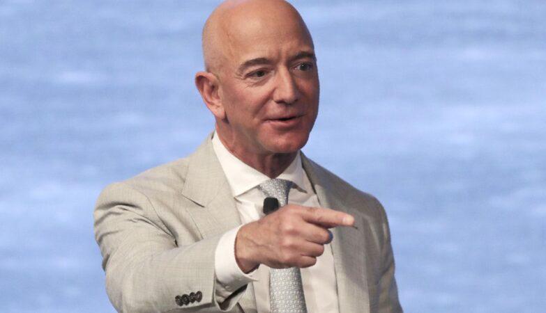 Jef Bezos Net Worth