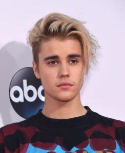 Justin Bieber in 2015