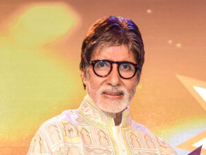 Top 10 highest paid actors in the World - Amitabh Bachchan