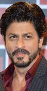 Top 10 highest paid actors in the World - Shahrukh Khan