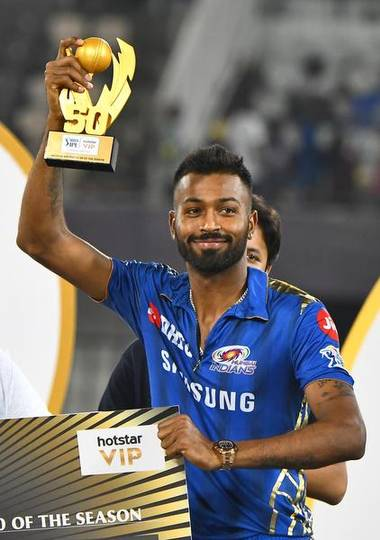 Hardik Pandya Net Worth in Rupees - Fantastic Cricketer