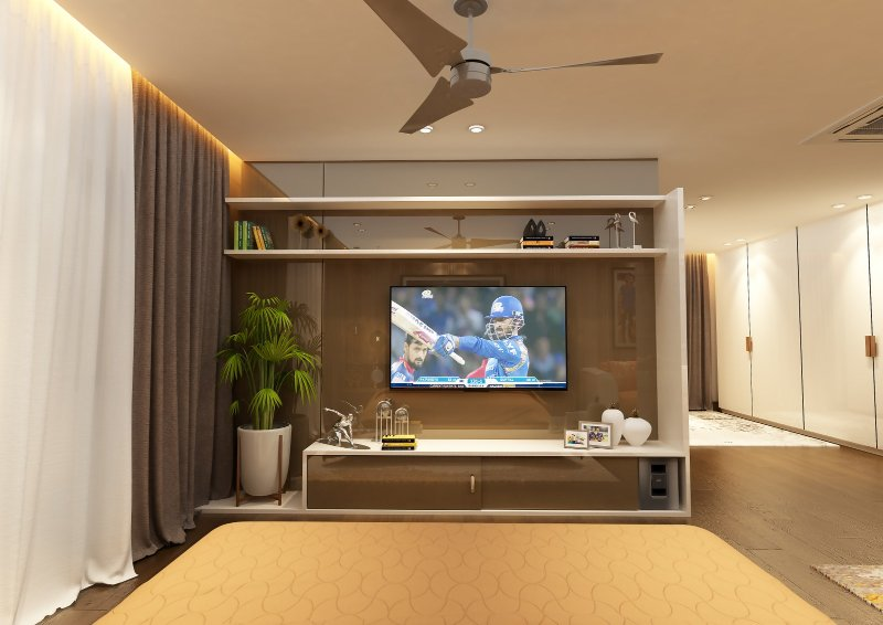 Hardik Pandya Living Room