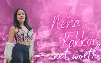 Neha Kakkar Net Worth in Rupees Header